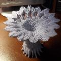 Украшаем интерьер поделками в модульном оригами