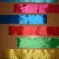 Дидактическая игра для дошкольников «Весёлые ленточки и платочки»
