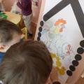 Конспект занятия «Знакомство с петушиным семейством»