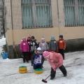 Фотоотчет о проведении зимних олимпийских игр среди детей старшего дошкольного возраста