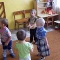 Занятие младшей группы