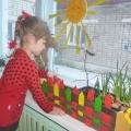 Начинается весна— мы сажаем семена.