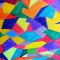 Рисование мозаики.