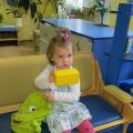 Консультация для родителей: «Сенсомоторное развитие ребенка»