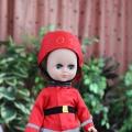 Дидактическая кукла «Пожарный»