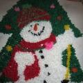 Конкурс Новогодних поделок по теме: «Зимняя фантазия». Совместное творчество детей и родителей.