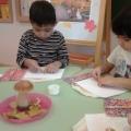 Занятие по экопластике в младшей группе «Лесной гость»