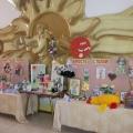 Выставка детского творчества «Вместе с мамой, вместе с папой»