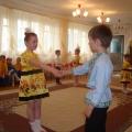 Танцевальный марафон в детском саду.