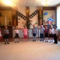 Праздники «Паровозик из Ромашково» в детском саду