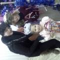 Фотоотчет с новогоднего праздника