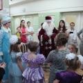 Новогодний праздник для детей в больнице.