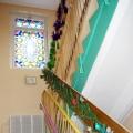 Украшение помещений Детского сада к Новому году.