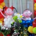 Фотоотчет о проведении выпускного праздника 2013 года