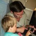Конспект совместного с детьми родительского собрания «Учимся общению»