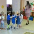 Интегрированное занятие во II младшей группе с участием родителей «Гуси-лебеди»