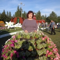 Праздник цветов в городе Набережные Челны.