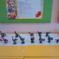 Формирование сенсорных процессов у детей при работе с пластилином