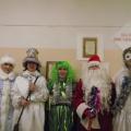 Сценарий новогоднего утренника (группа ЗПР)