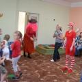 Конспект открытого занятия по физической культуре для детей старшего дошкольного возраста