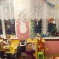Дед Мороз в гостях у малышей.