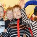 А как вы отмечаете день рождения детей в детском саду?