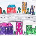 Воспитание патриотических чувств к родному городу посредством художественно-творческой деятельности
