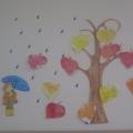 Дерево «Времена года»— осень.