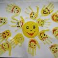 Комплексное занятие-развлечение «Я— лучик солнышка»