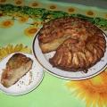 Пирог «Шарлотка с сюрпризом»