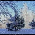 Зимние фантазии. Мое творчество.