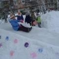 Игры и забавы для детей в зимнее время года.