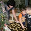 Совместная деятельность «Новогоднее печенье»