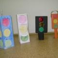 Выставка работ на тему «Мой друг— светофор».