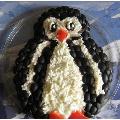Салат «Пингвиненок»
