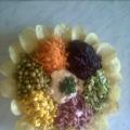 Салат легкий «8 чудо света»