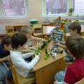 Выставка детских игрушек. Роботы и куклы.