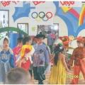 «День Смеха»— театрализованное представление для детей старшего возраста.