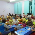 Мастер-класс для детей и родителей по изготовлению «Куколок Кувадок»