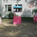 Оформление участка по мотивам сказки «Сестрица Аленушка и братец Иванушка»