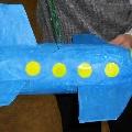 Волшебный самолетик