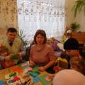 Детско-родительский проект «Мамочка моя»