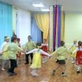 Сценарий фольклорного праздника «Россия— наша Родина»