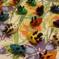 Занятие по лепке в средней группе «Разноцветные ежата»