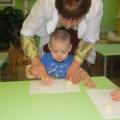 Использование нетрадиционных методов и приемов при адаптации в ДОУ детей раннего возраста