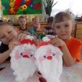 Дед мороз— новогоднее украшение для дома в подарок родителям