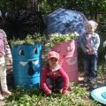 Как мы оформили наш участок в детском саду