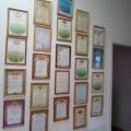 Наш детский сад занял 2 место в районе по подготовке к новому 2011–2012 учебному году.