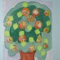 Наглядное пособие— «Чудо-дерево»