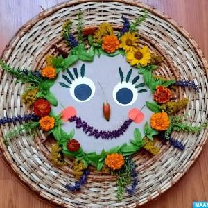 Мастер-класс по созданию поделки из цветов «Солнышко» ко Дню флориста в России